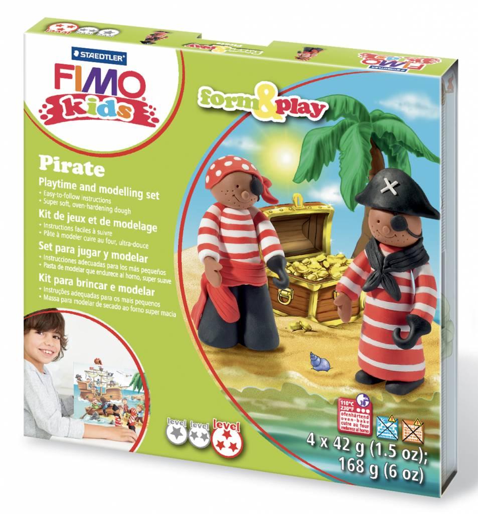 Sady Fimo KIDS Staedtler: Piráti - Sada Fimo Kids