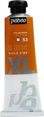 Olejové barvy Pébéo Studio XL (37ml): 53 - Oranžová Stil de Grain (37ml)
