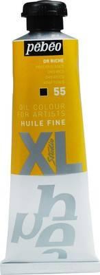 Olejové barvy Pébéo Studio XL (37ml): 55 - Sytě zlatá(37ml)