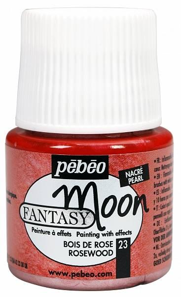 Barvy Pébéo Fantasy Moon: 23 Palisandr (45ml) - Fantasy Moon