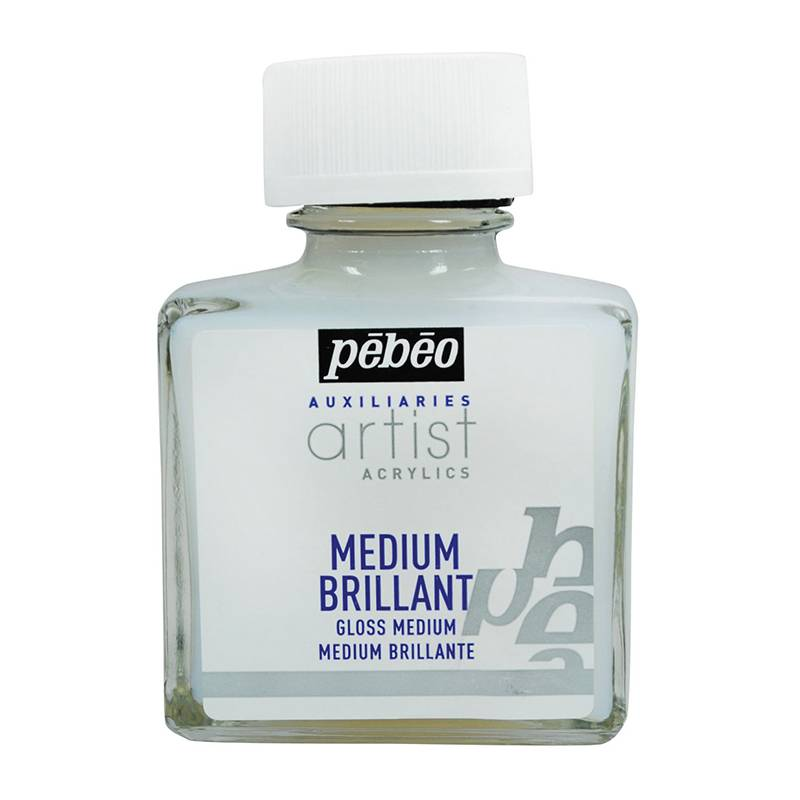 Médium lesklé (75ml)