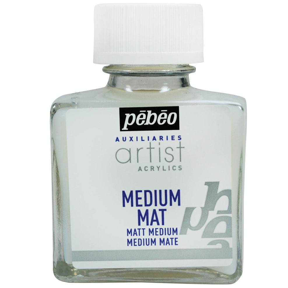 Médium matné (75ml)