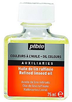 Rafinovaný lněný olej 75ml
