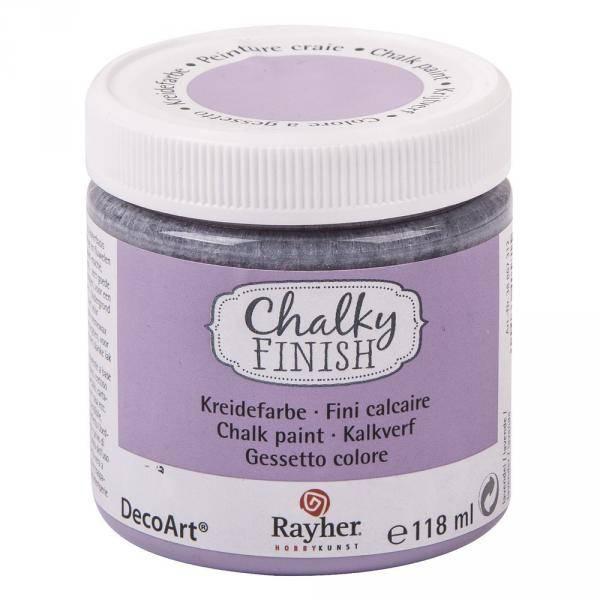 Křídová barva Chalky Finish (118ml) - DOPRODEJ!