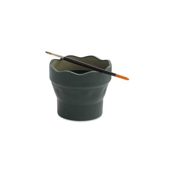 Skládací kelímek na vodu: 181520 Zelený - Skládací kelímek na vodu