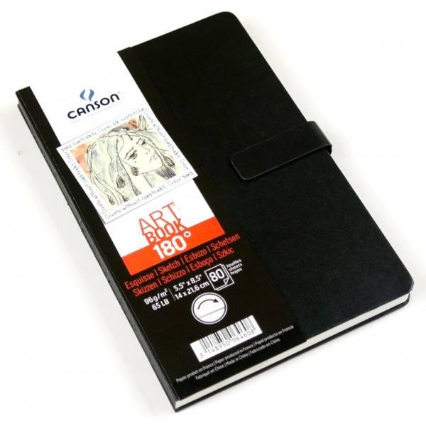 180° ArtBook 14x21,6cm