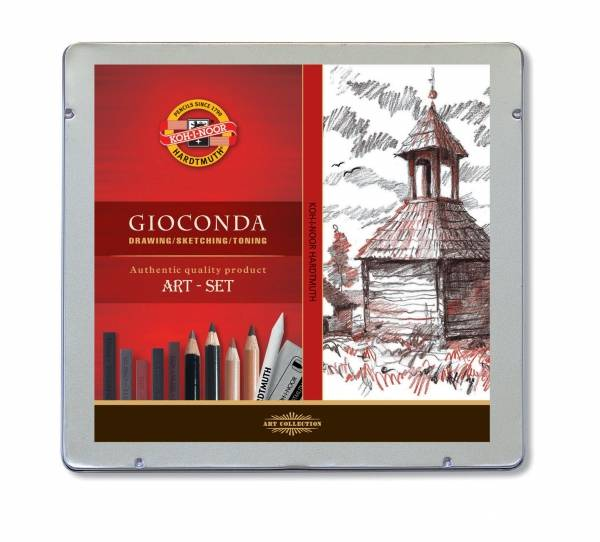 Kreslířská sada Gioconda Art Set