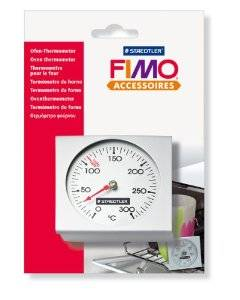 Fimo thermometr - teploměr