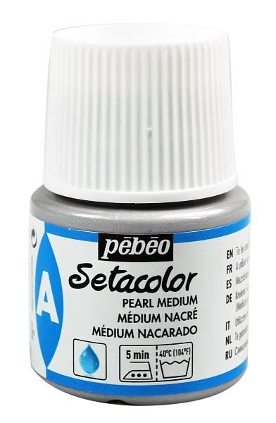 Setacolor Pearl medium