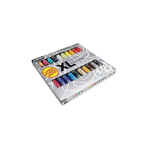 Sada olejových barev Studio XL 20x20ml