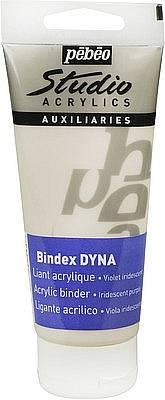 Bindex Dyna akrylové pojidlo 100ml - modrá