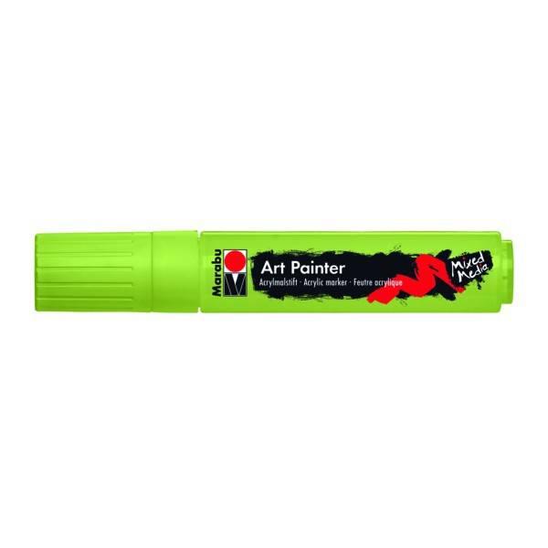 Akrylové popisovače Art Painter: 061 Reseda - Art Painter Akrylový popisovač