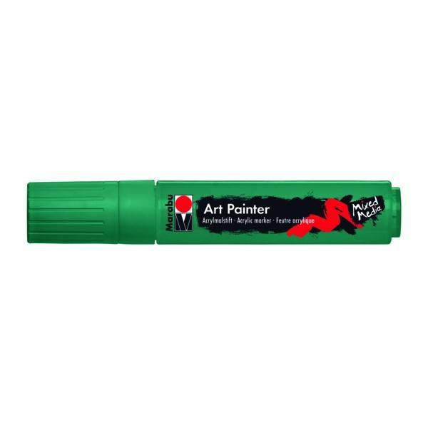 Akrylové popisovače Art Painter: 153 Tmavě zelený - Art Painter Akrylový popisovač