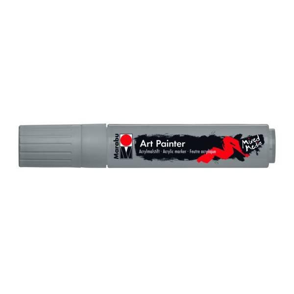 Akrylové popisovače Art Painter: 078 Šedý - Art Painter Akrylový popisovač