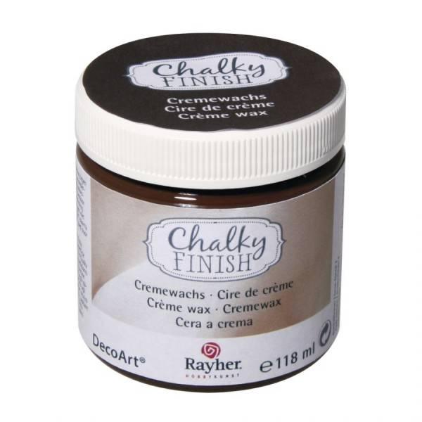 Patinovací vosk hnědý Chalky Finish (118ml)