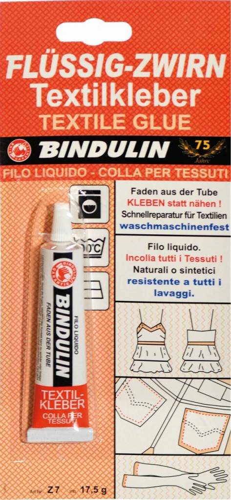 Lepidlo na Textil