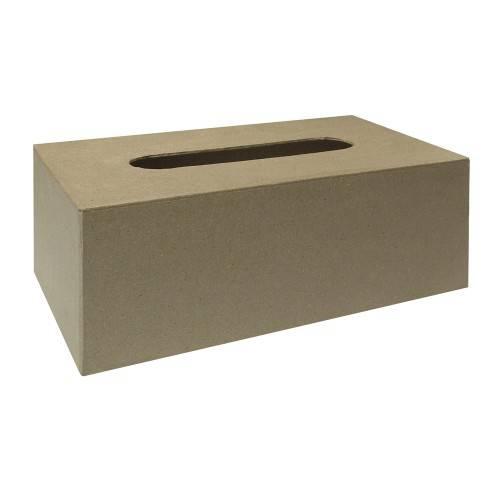 Krabička na kapesníky papírová