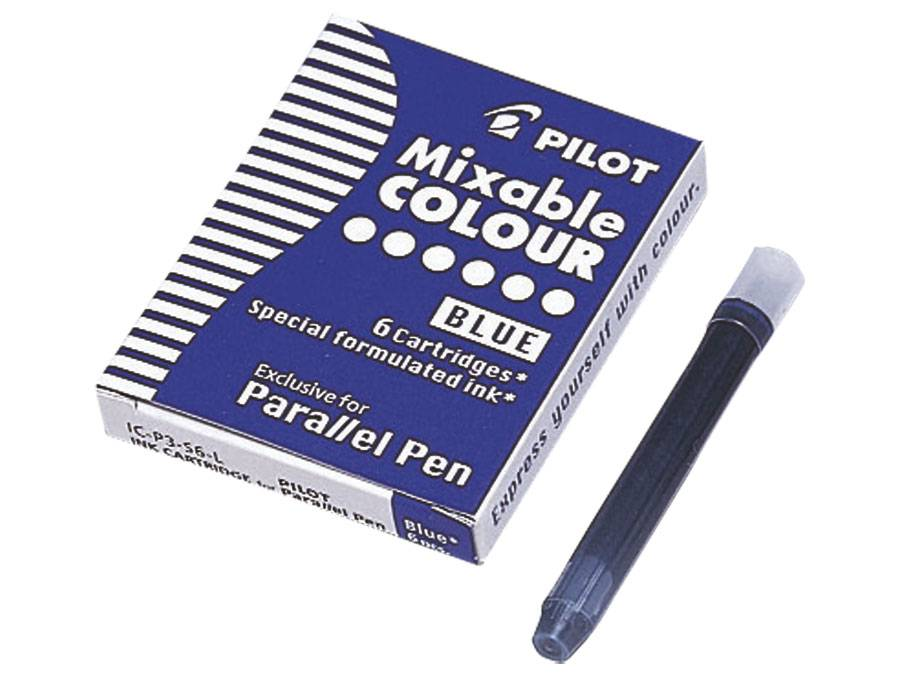 Parallel Pen - Bombičky : Bombičky Parallel modré