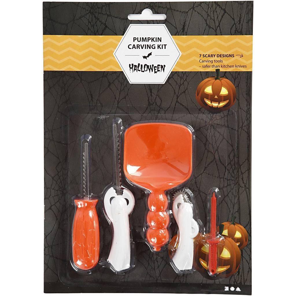 Pumpkin Carving Kit - dláta na dýně