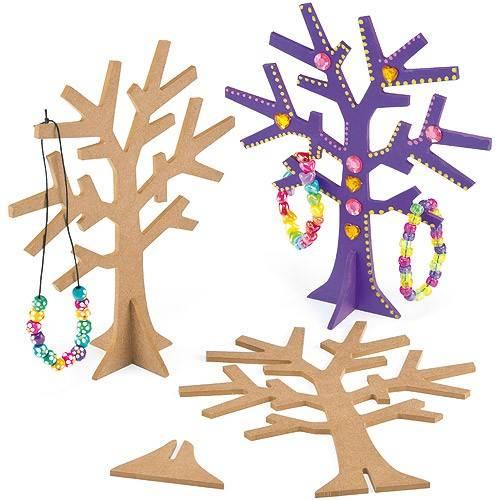 Strom na šperky - sada 2ks