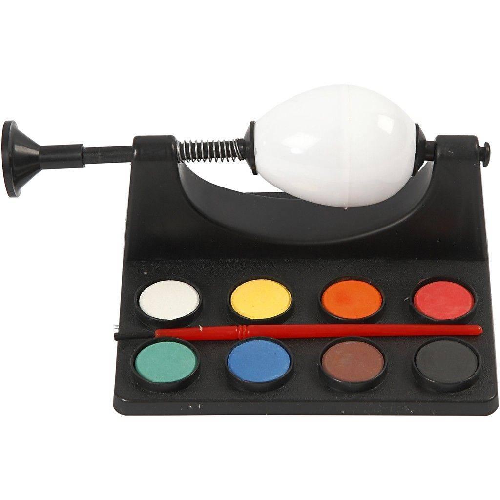 Držák na barvení vajíček