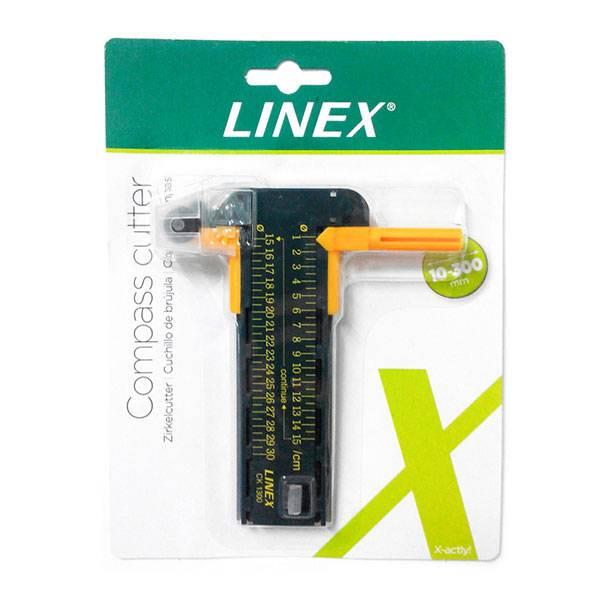 Řezací kružítko Linex