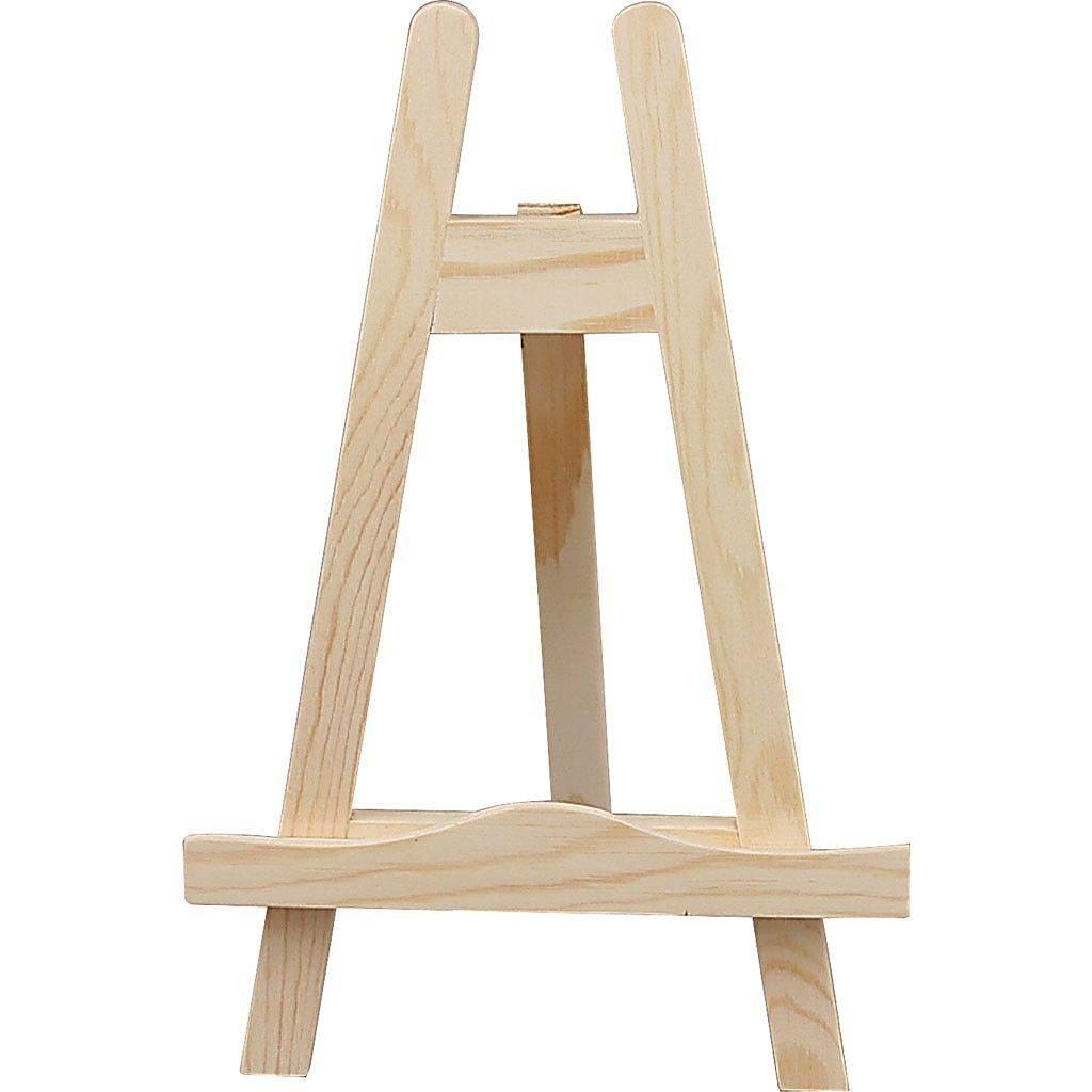 Mini Stojan dřevěný 25cm