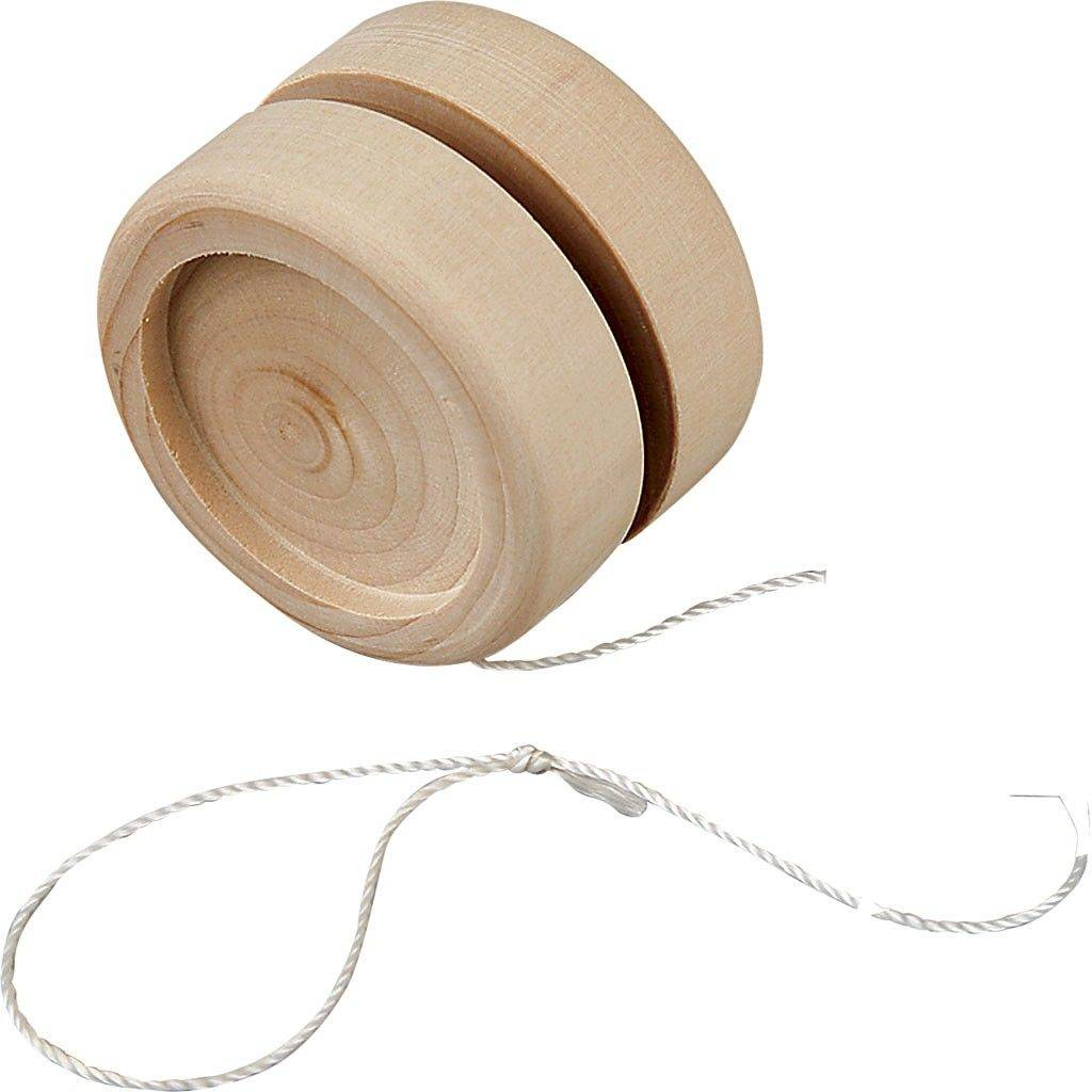 JO-JO dřevěné 5x3cm