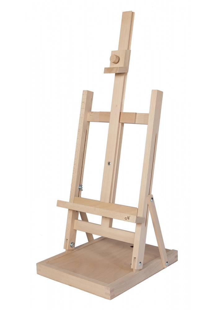 Malířský stojan stolní (buk)