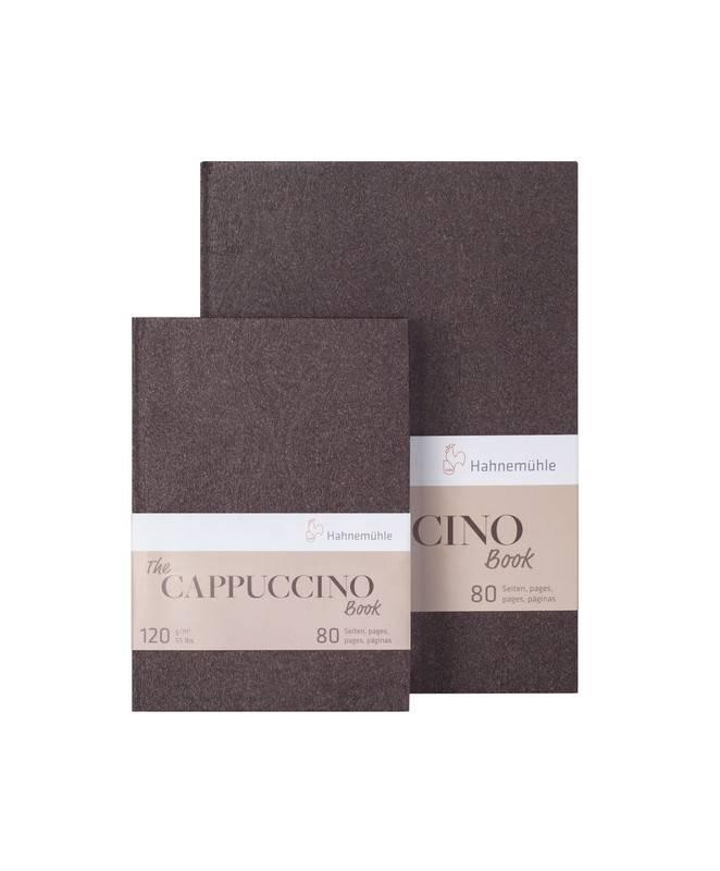 The Cappuccino Book A5