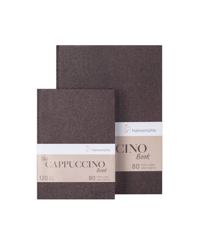 The Cappuccino Book A4