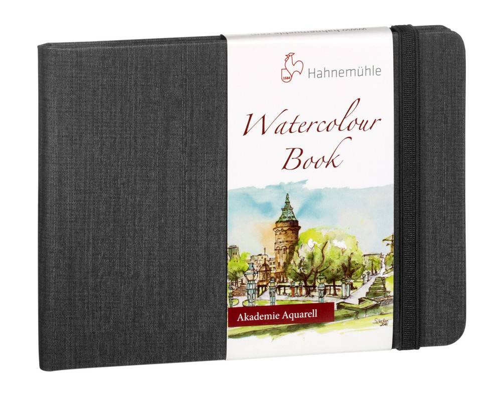 Watercolour Book A5 na šířku